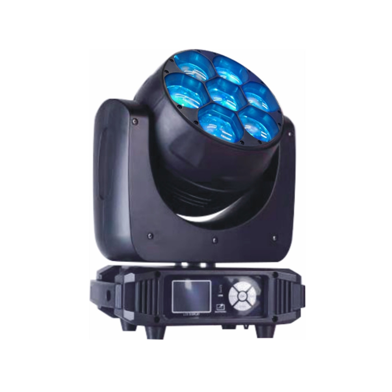 Zoom 7x40W LED Moving Head Light