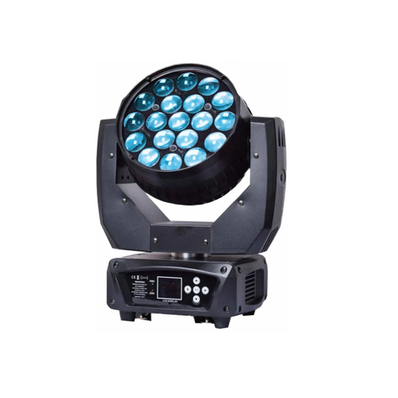 19 Zoom Led Moving head light